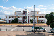 Port authority building at the port of Figueira da Foz, Portugal