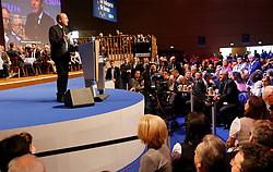 06.03.2019, Dreiländerhalle, Passau, GER, Politischer Aschermittwoch der CSU, im Bild Manfred Weber CSU spricht zur Europawahl // during the Political Ash Wednesday of the CSU Party at the Dreiländerhalle in Passau, Germany on 2019/03/06. EXPA Pictures © 2019, PhotoCredit: EXPA/ SM<br /> <br /> *****ATTENTION - OUT of GER*****