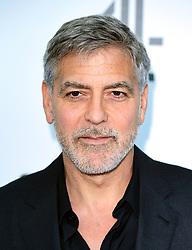 George Clooney attending the Catch-22 UK Premiere, held at VUE Cinema Westfield, London.