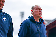 Steve Cooper of Swansea City (Manager) arrives at the ground during the EFL Sky Bet Championship match between Barnsley and Swansea City at Oakwell, Barnsley, England on 19 October 2019.