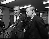 1971 - 05/02 James Callahan PM with Liam Cosgrave TD