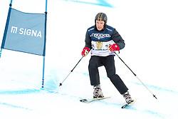 21.01.2017, Hahnenkamm, Kitzbühel, AUT, FIS Weltcup Ski Alpin, KitzCharity Trophy, im Bild Mark Tonkens (Borealis) // during the KitzCharity Trophy of FIS Ski Alpine World Cup at the Hahnenkamm in Kitzbühel, Austria on 2017/01/21. EXPA Pictures © 2017, PhotoCredit: EXPA/ Serbastian Pucher