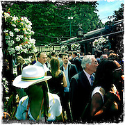 Roland Garros. Paris, France. May 31st 2012.Le Village (VIP Area).