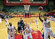 2011-12 VMI Basketball vs Alice Lloyd