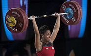 Weightlifting 2017: IWF World Championships - 04 December 2017