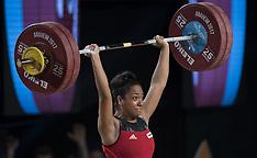 Weightlifting 2017: IWF World Championships - 04 December 2017