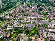 Nederland, Overijssel, Gemeente Hof van Twente; 21–06-2020; De Stad Delden, kleine historische stad.<br /> Delden city, small historic town.<br /> <br /> luchtfoto (toeslag op standaard tarieven);<br /> aerial photo (additional fee required)<br /> copyright © 2020 foto/photo Siebe Swart