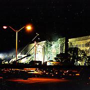 Pentagon a week following September 11th Attack