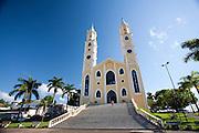 Passos_MG, Brasil...Igreja da Penha em Passos...Penha church in Passos...Foto: LEO DRUMOND / NITRO