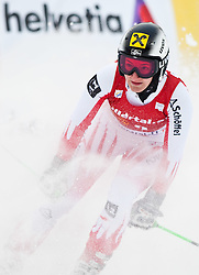 11.03.2010, Kandahar Strecke Damen, Garmisch Partenkirchen, GER, FIS Worldcup Alpin Ski, Garmisch, Lady Giant Slalom, im Bild Zettel Kathrin, ( AUT, #3 ), Ski Atomic, EXPA Pictures © 2010, PhotoCredit: EXPA/ J. Groder / SPORTIDA PHOTO AGENCY