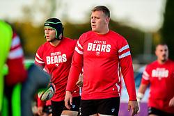 Joe Batley - Mandatory by-line: Ryan Hiscott/JMP - 24/09/2018 - RUGBY - Clifton RFC - Bristol, England - Bristol Bears United v Saracens Storm - Premiership Rugby Shield