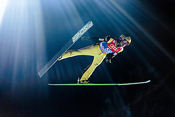 05.01.2016, Paul Ausserleitner Schanze, Bischofshofen, AUT, FIS Weltcup Ski Sprung, Vierschanzentournee, Qualifikation, im Bild Noriaki Kasai (JPN) // Noriaki Kasai of Japan during his Qualification Jump for the Four Hills Tournament of FIS Ski Jumping World Cup at the Paul Ausserleitner Schanze, Bischofshofen, Austria on 2016/01/05. EXPA Pictures © 2016, PhotoCredit: EXPA/ JFK
