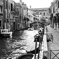 Venice, Italy, Cannaregio district