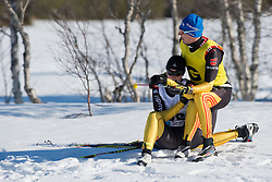KLUG Clara, GER, Middle Distance Cross Country, 2015 IPC Nordic and Biathlon World Cup Finals, Surnadal, Norway