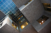 Fasade av DNB bygg A, av Dark arkitekter, Bjørvika