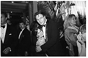 LIAM NEESON, Vanity Fair Oscar night party. Mortons, Los Angeles. 25 March 1996. SUPPLIED FOR ONE-TIME USE ONLY> DO NOT ARCHIVE. © Copyright Photograph by Dafydd Jones 248 Clapham Rd.  London SW90PZ Tel 020 7820 0771 www.dafjones.com