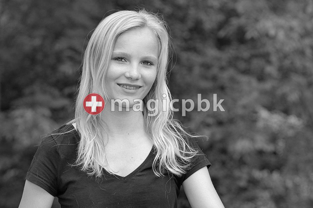 Reiten Kim in Esslingen, Switzerland, Thursday, May 26, 2016. (Photo by Patrick B. Kraemer / MAGICPBK)