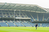 Edinburgh Rugby 01-07-2020. Visual Access Training 010720