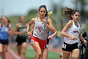 Fatima Cortes of Great Oak places second in the girls 1,600m in 4:45.41 during the 2019 CIF Southern Section Masters Meet in Torrance, Calif., Saturday, May 18, 2019.