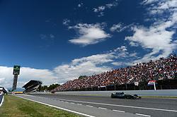 May 15, 2017 - Montmelo, Spanien - 170514  Lewis Hamilton, GBR, under Spaniens Grand Prix den 14 maj 2017 i Barcelona  (Credit Image: © Patrik Lundin/Bildbyran via ZUMA Wire)
