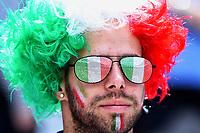 Tifosi Italia Fans Italy <br /> Toulouse 17-06-2016 Stade de Toulouse <br /> Football Euro2016 Italy - Sweden / Italia - Svezia Group Stage Group E<br /> Foto Massimo Insabato / Insidefoto