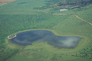 Playa Lakes aerial