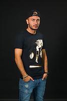 AZ speler Muamer Tankovic.