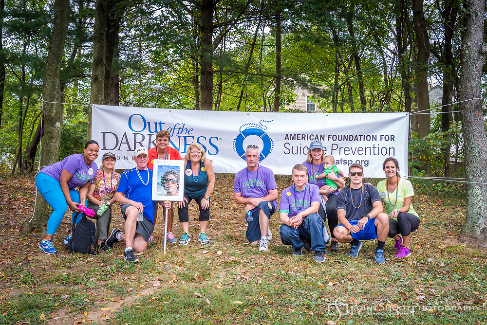 AFSP 2017 Howard County Out of the Darkness Community Walk - 10/3/17. Event photography by Mario Gozum | www.pointshootphoto.com 10/8/17 AFSP's Howard County Out of the Darkness Community Walk at Lake Elkhorn.<br />