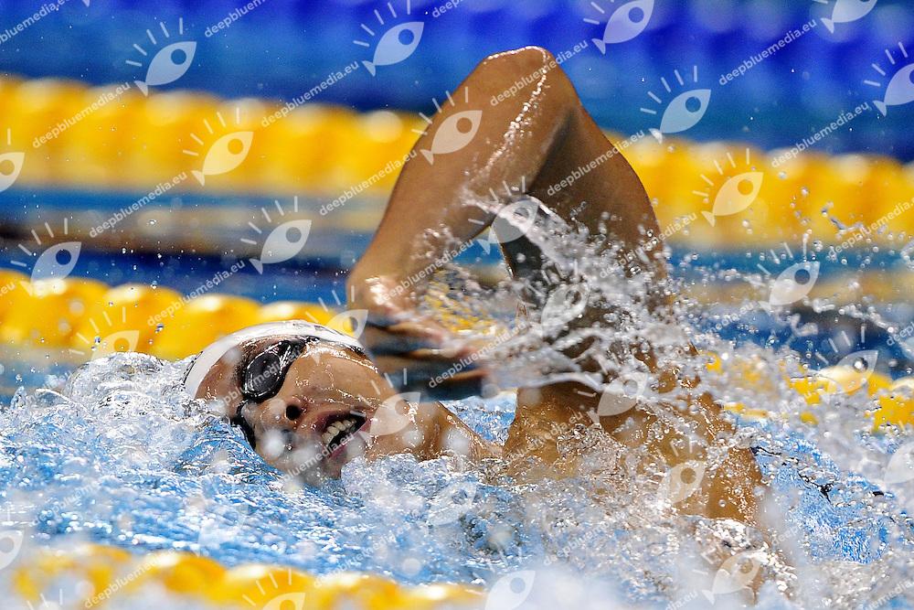 Tae Hwan PARK Korea<br /> Men's 400m Freestyle - Swimming / Nuoto<br /> Shanghai 24/7/2011 <br /> 14th FINA World Championships<br /> Foto Andrea Staccioli Insidefoto