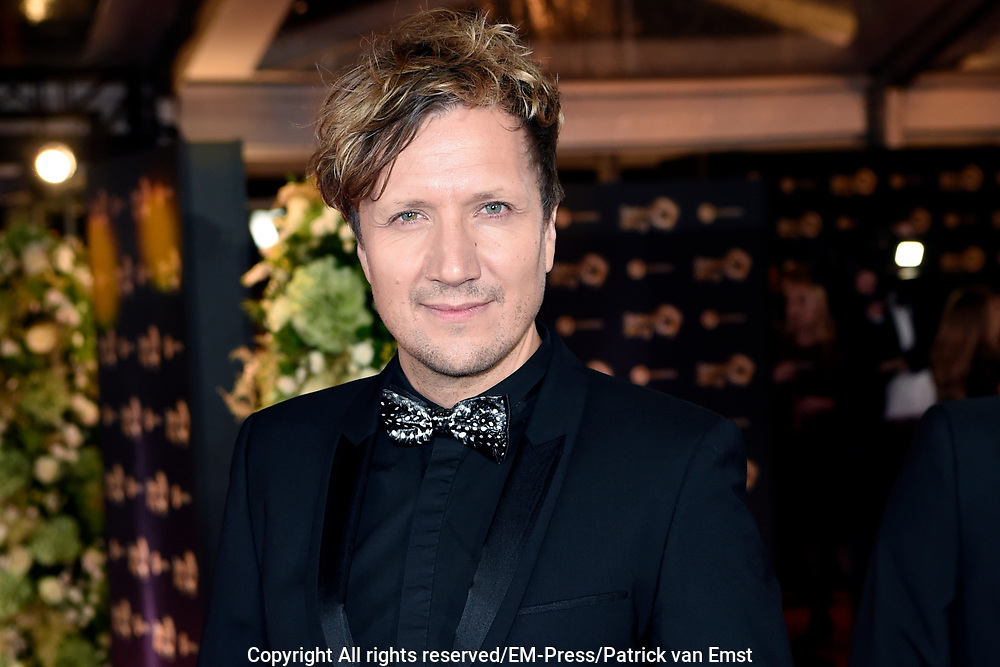 Gouden Televizier-Ring Gala 2017 in AFAS live, Amsterdam<br />  <br /> Op de Foto:  Klaas van Kruistum
