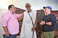 Exhibition of Cuban Artist in Key West, February 2014 (photo/Cristobal Herrera)