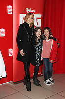 Helen Fospero, Big Hero 6 3D - Gala Film Screening, Odeon Leicester Square, London UK, 18 January 2015, Photo By Brett D. Cove
