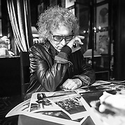 Mick Rock x Varvatos