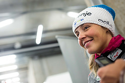 Anamarija Lampic (SLO) during the Ladies sprint free race at FIS Cross Country World Cup Planica 2019, on December 21, 2019 at Planica, Slovenia. Photo By Peter Podobnik / Sportida