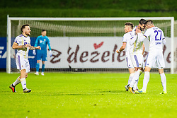 Jasmin Mesanovic of NK Maribor and Sasa Ivkovic of NK Maribor during Football match between NK Celje and NK Maribor in 33th Round of Prva liga Telekom Slovenije 2018/19, on May 15th, 2019, in Stadium Celje, Slovenia. Photo by Grega Valancic / Sportida