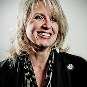 Rep. Renee Ellmers (R-NC) poses for a portrait  on Thursday, Feb. 16th, 2012 in Washington. (Photo by Jay Westcott/Politico)