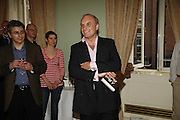 Nick  Coleridge, Book launch of 'A Much Married Man' by Nicholas Coleridge. English Speaking Union. London. 4 May 2006. ONE TIME USE ONLY - DO NOT ARCHIVE  © Copyright Photograph by Dafydd Jones 66 Stockwell Park Rd. London SW9 0DA Tel 020 7733 0108 www.dafjones.com