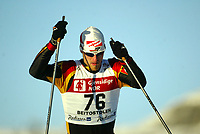 Langrenn, 22. november 2003, Verdenscup Beitostølen, Axel Teichmann, Tyskland