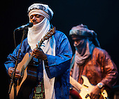 Tinariwen Barbican London 23rd November 2012