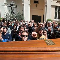 Funerali di Rosario Bentivegna