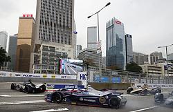 March 10, 2019 - Hong Kong, HONG KONG - 2, Sam BIRD, GBR, Envision Virgin Racing, Audi, e-tron, FE05, .HONG KONG, CHN, 10. March 2019, Formula E Hong Kong .E-Prix, FIA Formula E, Formula E Grand Prix 2019.  Formel E, Elektro e-prix Autorennen (Credit Image: © David McIntyre/ZUMA Wire)