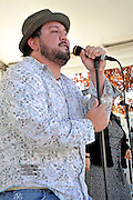 Nakia performs at Austin City Hall, December 12, 2008, Austin Texas.