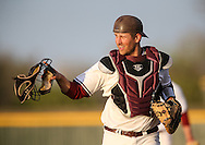 March 22, 2016: The Southern Nazarene University Crimson Storm play against the Oklahoma Christian University Eagles at Dobson Field on the campus of Oklahoma Christian University.