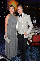 NICK & HOLLY CANDY at the Caudwell Children's annual Butterfly Ball held at The Grosvenor House Hotel, Park Lane, London on 15th May 2014.
