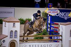 Alexander Edwina, AUS, Fair Light van T Heike<br /> World Cup Final Jumping - Las Vegas 2015<br /> © Hippo Foto - Dirk Caremans<br /> 15/04/2015