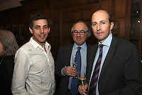 Ben Lambert (PPL Finance Director), Guest and Peter Leathem (PPL Executive Director)