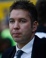 Photo: Steve Bond/Richard Lane Photography. Leicester City v Peterborough United. Coca-Cola Football League One. 20/12/2008. Its not going well for Darren Ferguson