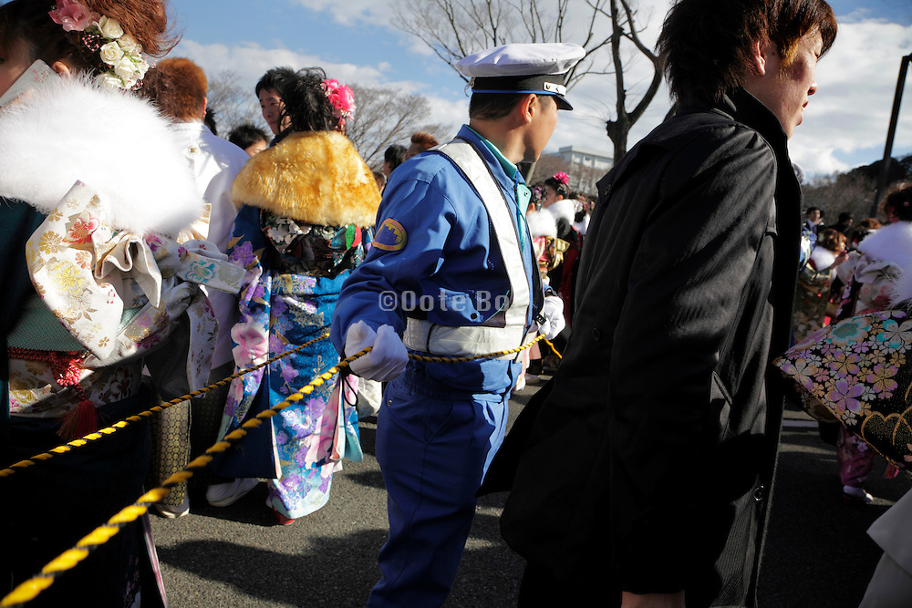 Coming of Age festival, Seijin no hi, Japan