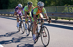 Gasper Svab (SLO) of Sava at 1st stage of Tour de Slovenie 2009 from Koper (SLO) to Villach (AUT),  229 km, on June 18 2009, in Koper, Slovenia. (Photo by Vid Ponikvar / Sportida)