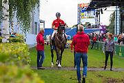 Christian Ahlmann - Taloubet Z<br /> FEI European Championships Aachen 2015<br /> © DigiShots